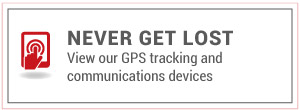 Never Get Lost | View our GPS tracking and communications devices